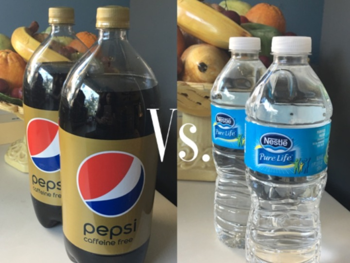 Water Vs. Soda: How to Kick the Habit!
